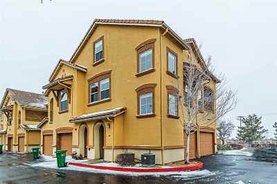 Washoe County Condo/Townhouse Active/Pending-Loan: 17000 Wedge Parkway 621