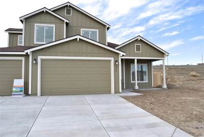 Fernley Single Family Home For Sale: 1777 Canal Dr