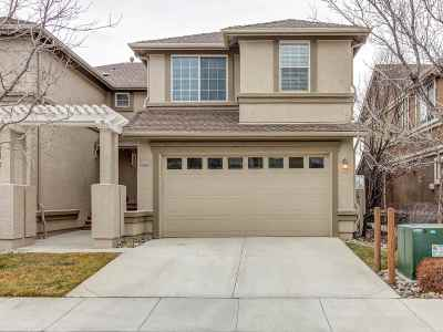 Reno Single Family Home For Sale: 11033 Lamour Lane