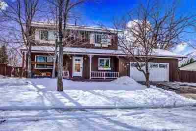Gardnerville Single Family Home Price Reduced: 1245 Manhattan Way