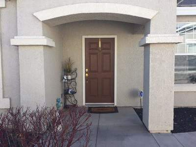 Reno NV Single Family Home Back On Market: $365,000