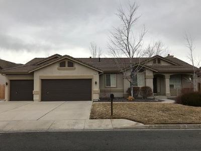 Reno Rental For Rent: 5973 Hidden Highlands Dr