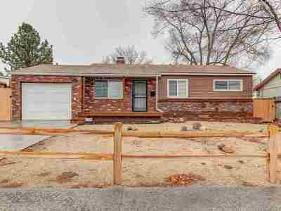 Sparks Single Family Home For Sale: 2700 4th Street