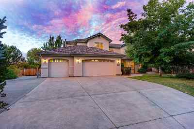 Washoe County Single Family Home For Sale: 3147 Scarlet Oaks Court