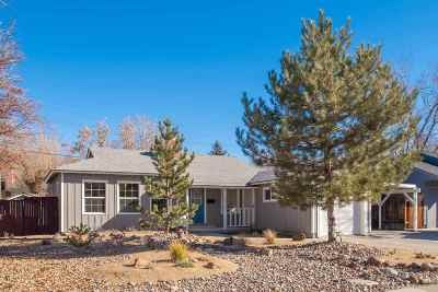 Washoe County Single Family Home Active/Pending-Loan: 826 Arbutus St.