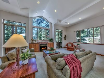 Incline Village Single Family Home For Sale: 753 Mays Blvd