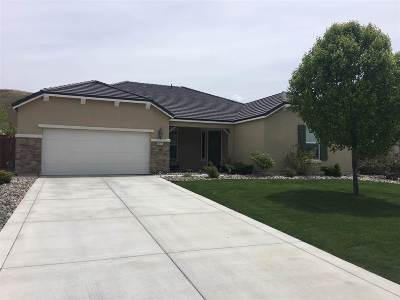 Sparks Single Family Home Price Reduced: 2925 Lessini Court
