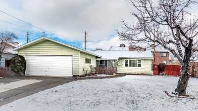 Sparks Single Family Home For Sale: 2042 K St