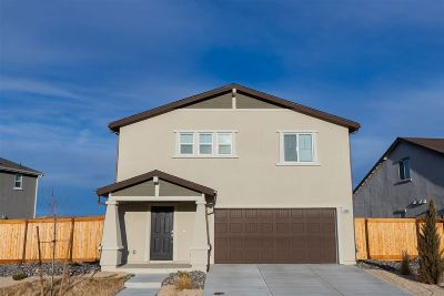 Reno Single Family Home For Sale: 14360 Durham Drive