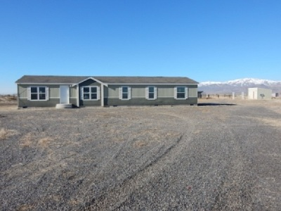 Battle Mountain Manufactured Home Active/Pending-Loan: 1675 Hilltop Rd