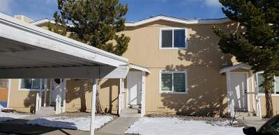 Gardnerville Condo/Townhouse Active/Pending-Loan: 1284 Redwood Cir #5