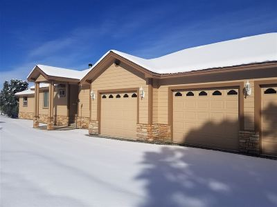 Gardnerville Single Family Home Active/Pending-Loan: 3228 Highland Way