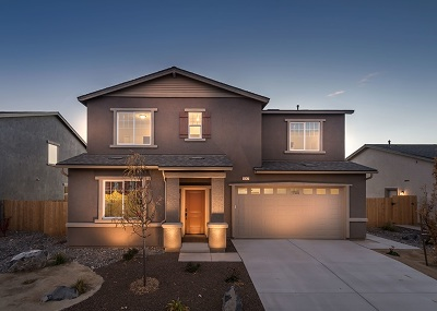 Reno Single Family Home For Sale: 9293 Peninsula Court