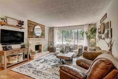 Carson City Single Family Home Active/Pending-Call: 604 Highland St