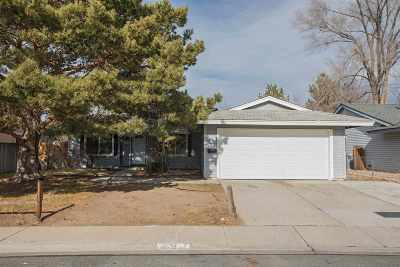 Sparks Single Family Home Active/Pending-Loan: 1032 Glen Meadow Drive