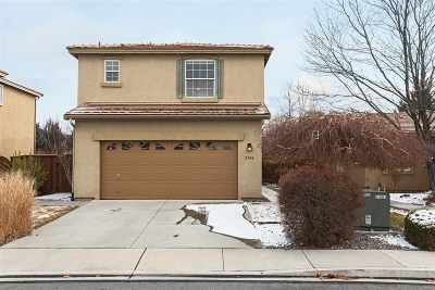 Sparks Single Family Home Price Raised: 2546 Roman Dr. Sparks, #NV