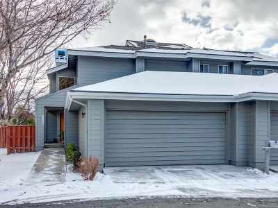 Washoe County Condo/Townhouse Active/Pending-Call: 3150 Oakshire