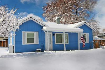 Carson City Single Family Home Active/Pending-Loan: 1902 Peters