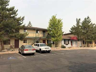Washoe County Condo/Townhouse For Sale: 197 E Grove St #E-7