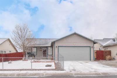 Fernley Single Family Home For Sale: 934 Jessica Ln