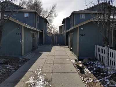 Reno Multi Family Home For Sale: 542 Capitol Hill