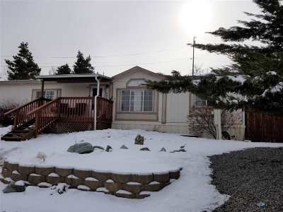 Reno Manufactured Home Active/Pending-Loan: 4961 Newport Ct