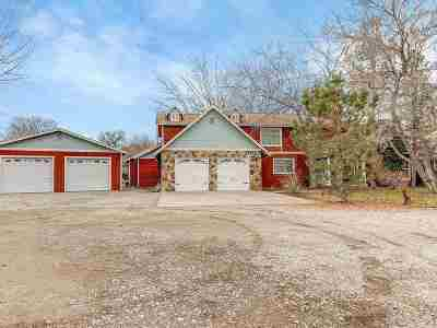 Fallon Single Family Home Active/Pending-Loan: 2323 Pine Rd