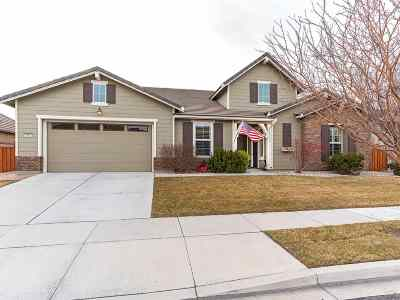 Sparks Single Family Home Active/Pending-House: 7211 Pilot Court