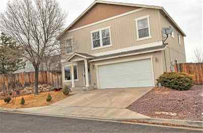 Reno Single Family Home For Sale: 9483 Autumn Leaf Way