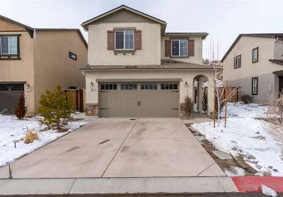 Washoe County Single Family Home For Sale: 1885 Star Bright Way