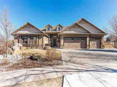 Washoe County Single Family Home Active/Pending-Loan: 7346 Diamond Oaks Ct
