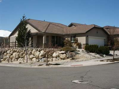 Washoe County Single Family Home For Sale: 1315 Cliff Park Ct.
