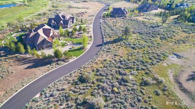 Reno Residential Lots & Land For Sale: 6700 De Chardin