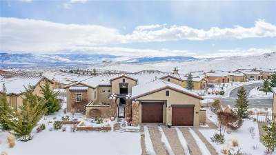 Reno Single Family Home For Sale: 3150 Vista Lucci