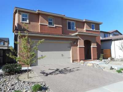Reno Single Family Home For Sale: 2020 Peaceful Valley Dr.