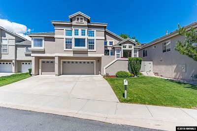 Reno Single Family Home For Sale: 6289 Golden Meadow Rd.