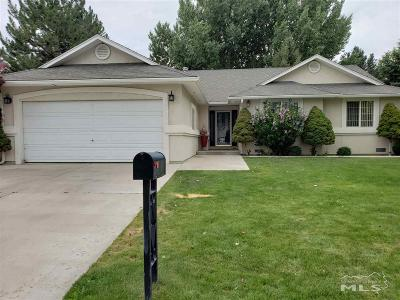 Winnemucca Single Family Home For Sale: 5234 Offenhauser Dr