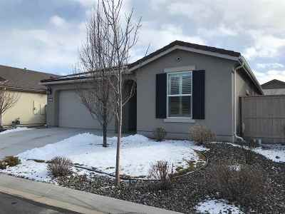 Reno Single Family Home For Sale: 1840 Cholula