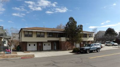 Washoe County Multi Family Home For Sale: 950 Haskell St