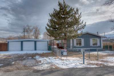 Reno Manufactured Home For Sale: 702 Terra Court