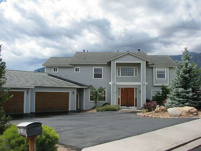 Reno Single Family Home For Sale: 5790 Primula Way