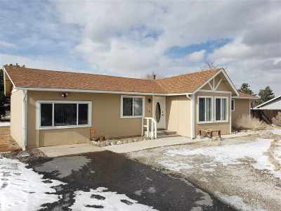 Reno Single Family Home For Sale: 8585 Gate Street