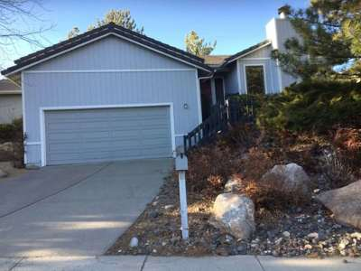 Reno Single Family Home For Sale: 2601 Chaparral Dr.