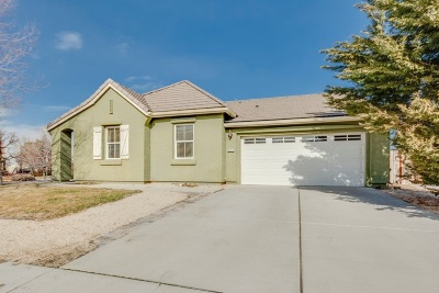 Reno Single Family Home Active/Pending-Loan: 2101 Hazelcrest