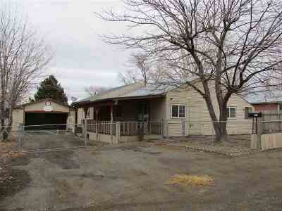 Winnemucca Single Family Home For Sale: 3155 Valley Way