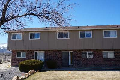 Carson City Condo/Townhouse Active/Pending-Loan: 1303 Green Court South