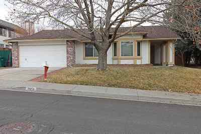 Reno Single Family Home For Sale: 6659 Enchanted Valley Drive