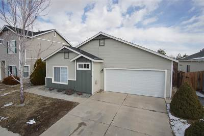 Reno Single Family Home For Sale: 9570 Brightridge