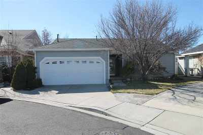Reno Single Family Home For Sale: 4567 China Rose