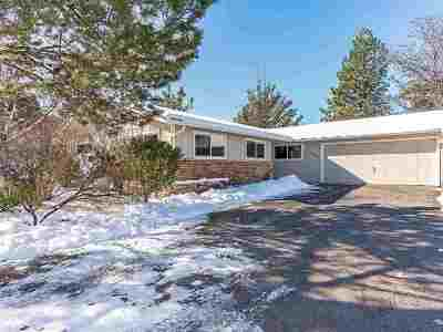 Washoe County Single Family Home Active/Pending-Loan: 1185 Lyman Ave